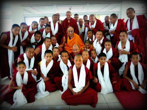 HHDL_Monks